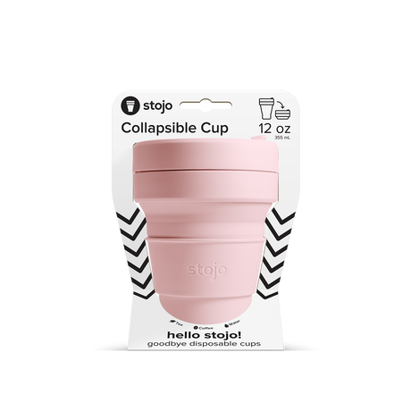 stojo POCKET CUP/ポケットカップ 12oz/355ml トールサイズ CARNATION/カーネーション