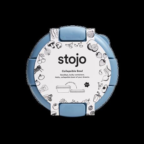 stojo COLLAPSIBLE BOWL/ボウル 36oz/1.1L STEEL/スティール