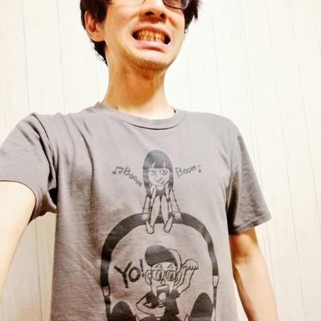 映画『ライブハウス レクイエム』Tシャツ