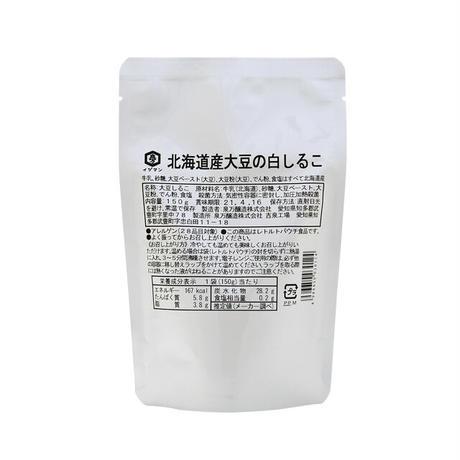 北海道産大豆の白しるこ 150g