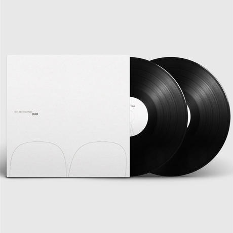 2LP | France Jobin + Richard Chartier :: DUO