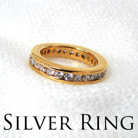 シルバー925 リング 指輪 アクセサリー ジュエリー ゴールド #7 #10 #11 #13 #15 (11) 選べる