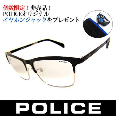 特典付 POLICE ポリス ミラー チタン サングラス 国内正規代理店商品 (60)