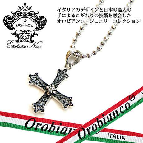 日本製 Orobianco オロビアンコ ペンダントトップ クロス アクセサリー (424)