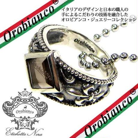日本製 Orobianco オロビアンコ リング ネックレス 指輪 #17 #19 アクセサリー (214)(215) サイズ選択
