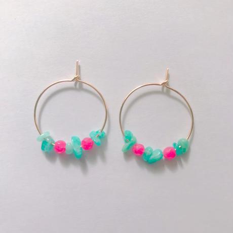 loop pink&blue pc