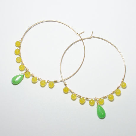 loop yellow-green