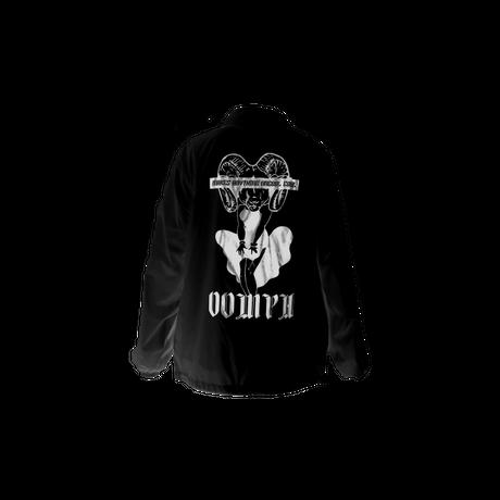 OOMPH RAM COACH JACKET (BLACK)