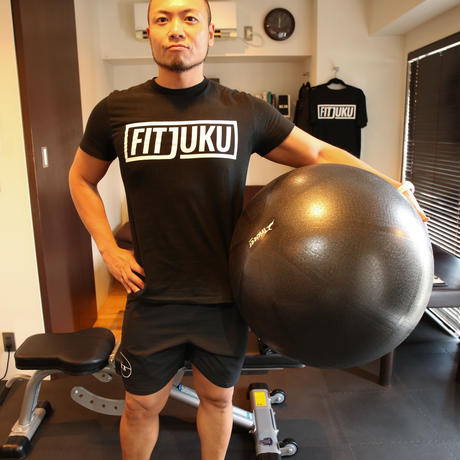 【オンラインショップ限定】FITJUKUオリジナルロゴ入り オフィシャルTシャツ