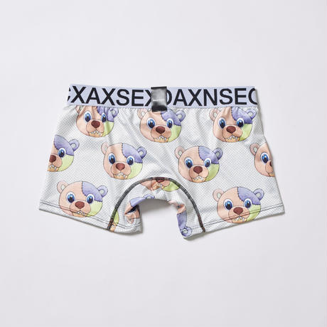 BOXER PANTS/MX-U011/TEDDO