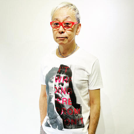 『MIKIO』ONEMADE SPECIAL T-SHIRTS