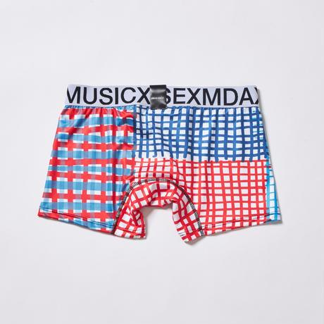 BOXER PANTS/MX-U010/ORIGINAL CHECK