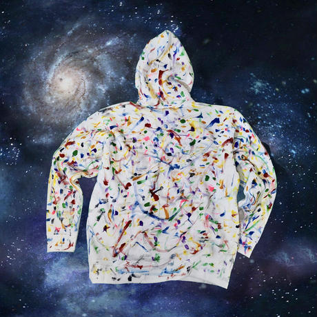 Fullpainted setup hoodie