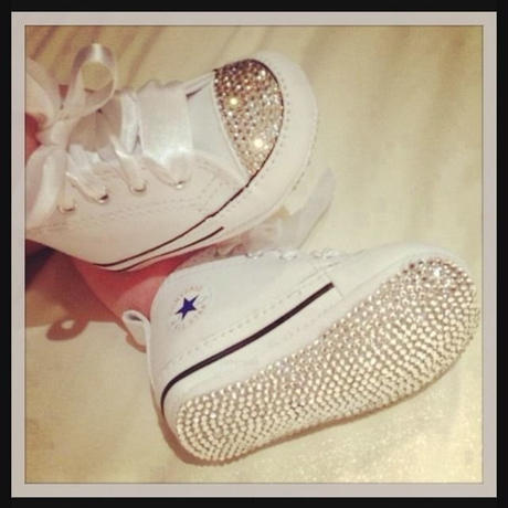 convers baby all star first