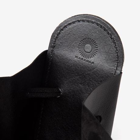TANGO Pouch / Black × Black