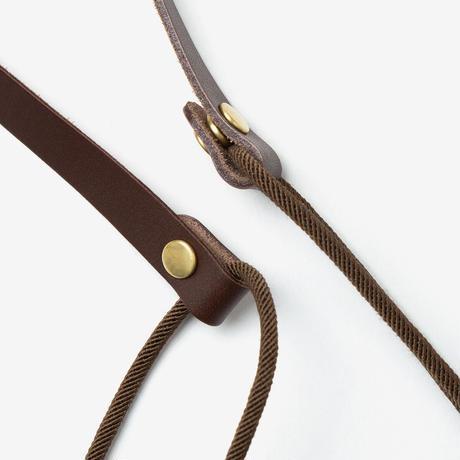 TANGO Pouch / Brown × D Brown