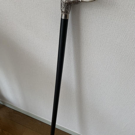 イギリス製 ステッキ アニマル(カモ)