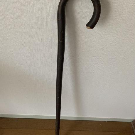イギリス製 ステッキ (黒)