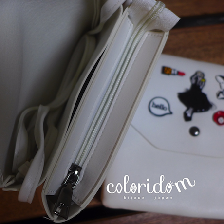 weekend white bag | バッグ