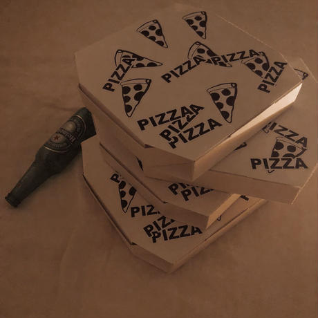 PIZZA PIZZA PIZZA BOX