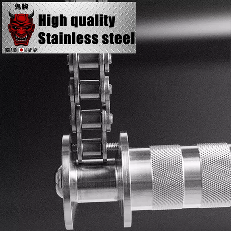 Wind roller PRO for armwrestling Full304stainless