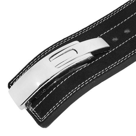 Lever action weightlifting belt PRO|Made of cowhide