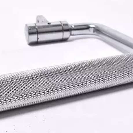 Single open handle WIDE (chrome plated)