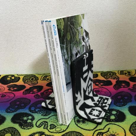 """【試作品】PENDLETON® × MB7r BOOKEND """"CONDENSED BLACK"""" BLACK"""