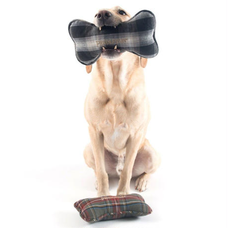 PENDLETON®  PET COLLECTION BONE TOY 骨型スクイーカートイ