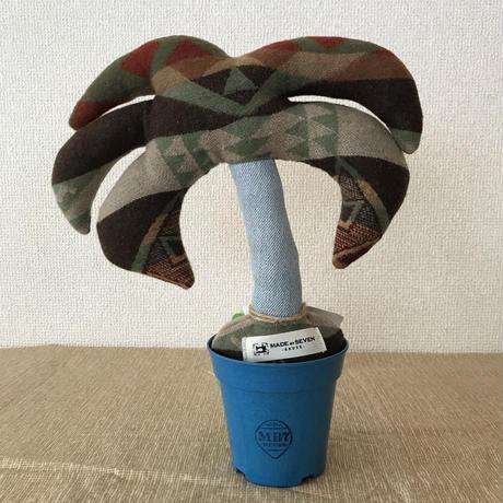 """【展示品】MB7r LITTLE PALM TREE PLANTS """"NATIVE AMERICAN"""" パームツリー"""
