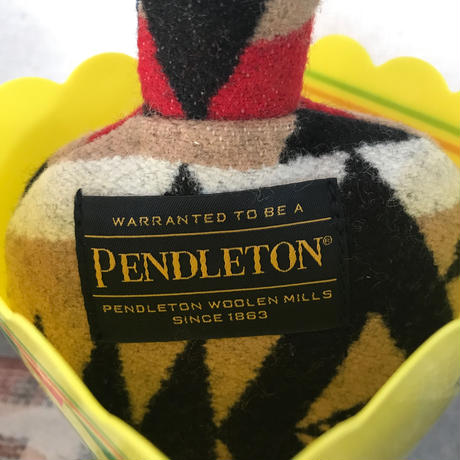 "PENDLETON×MB7r LITTLE PLANTS CACTUS ""OVER ALL BEIGE"""