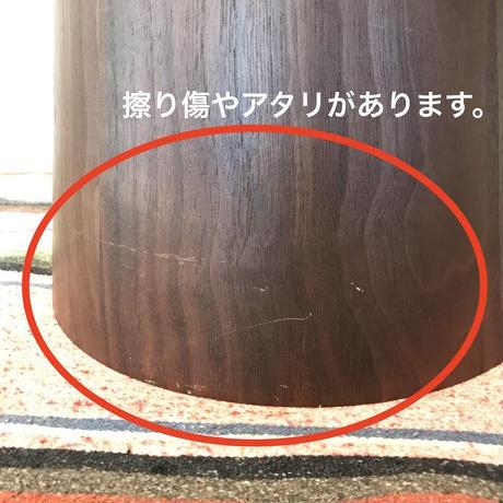 """【展示品】PENDLETON® × MB7r KNOT STOOL 903 MEDUIM """"COYOTE BUTTE NAVY """" WALNUT"""