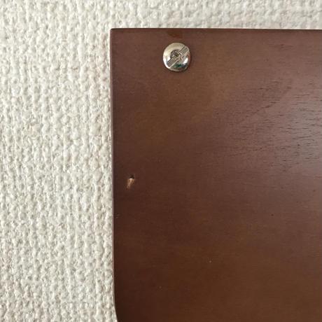 """【展示品】MB7r FABRIC WALL ART """"BUFFALO SKULL"""""""