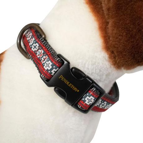 PENDLETON®  PET COLLECTION DOG COLLAR - SAN MIGUEL 首輪 サンミュゲル柄