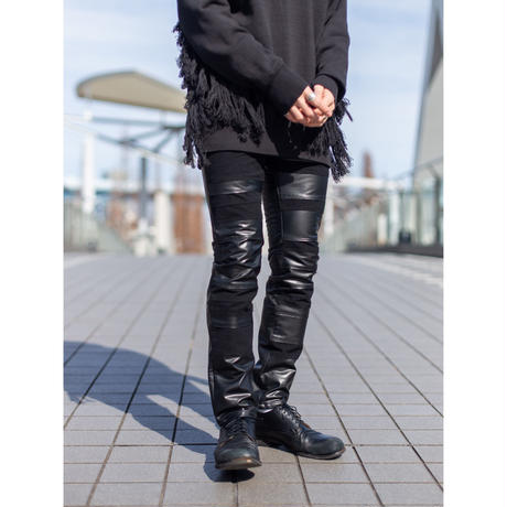 【DISCOVERED】Laminate pants