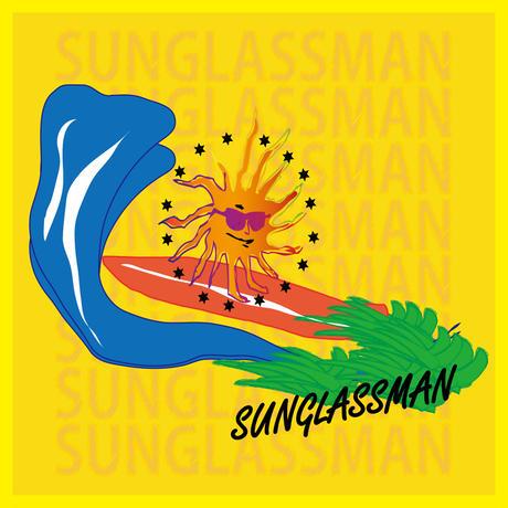 【MCB451811】G/G「sunglassman」