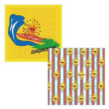 【MCB451811】G/G「sunglassman」(メガネ拭き・めがね拭き)