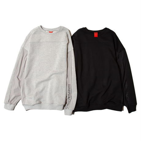 Sweat and Nylon Combi Crew