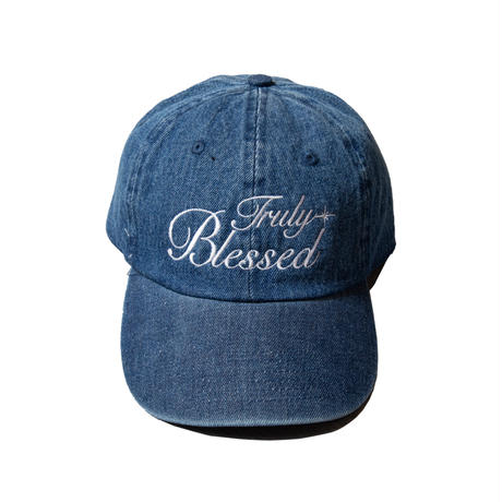 Truly Blessed Dads Cap