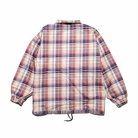 Check Coach Jacket