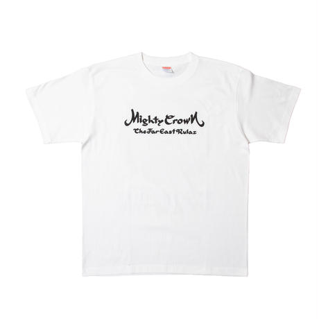 MIGHTY CROWN - LOGO TEE