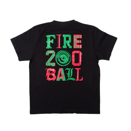 FIRE BALL 20周年 Kick Off Tシャツ