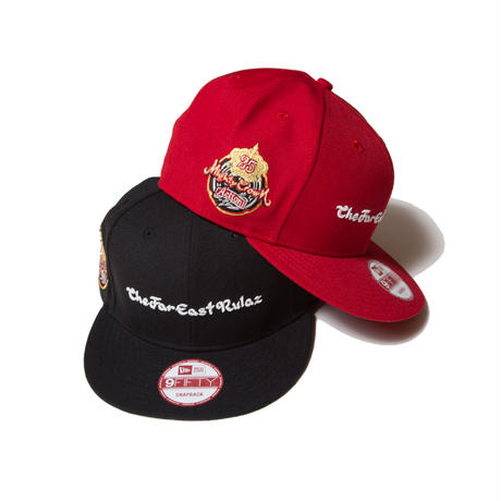 MIGHTY CROWN×New Era 25th Anniversary CAP