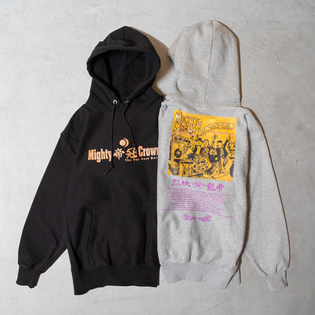 MIGHTY CROWN Tribute to VOLCANO x 20TH ANNIVERSARY  HOODIE