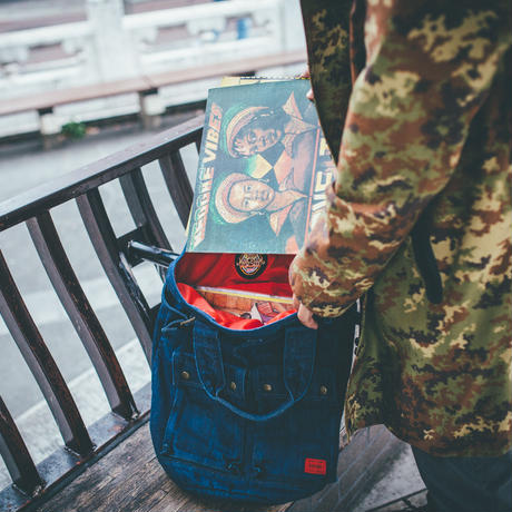 MIGHTY CROWN×PORTER  25th Anniversary 2Way RuckSack