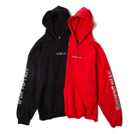 MIGHTY CROWN×VOLCOM PULL OVER HOODIE