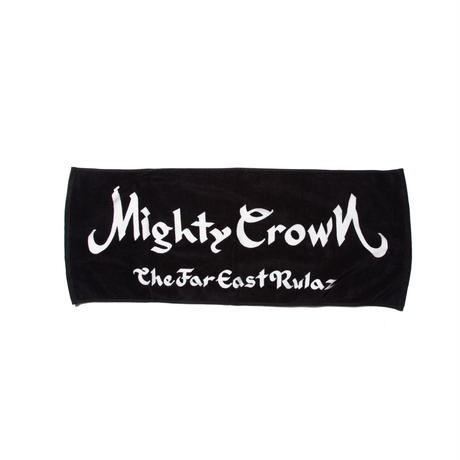 Mighty Crown 25th タオル