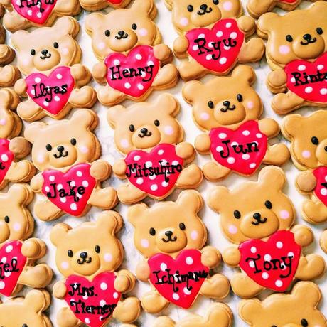 オリジナルアイシングクッキー