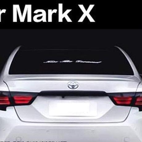 トヨタ マークX GRX130 後期 LEDテールランプ レッド/スモーク 2013-2016