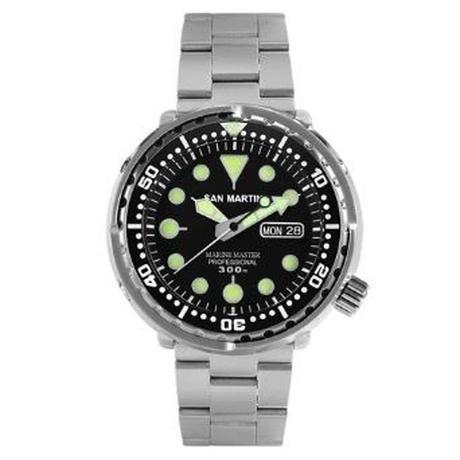 San Martin 300m防水 メンズ 自動巻腕時計 オマージュウォッチ